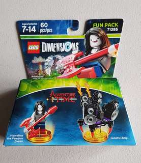 LEGO Adventure Time's Marceline the Vampire Queen