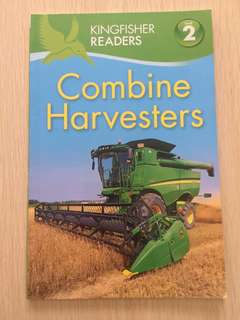 🚚 King Fishers Readers Combine Harvesters