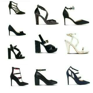 Choose Any 3 Pairs for P2,500 only 👠 FREE SHIPPING!!! ✨