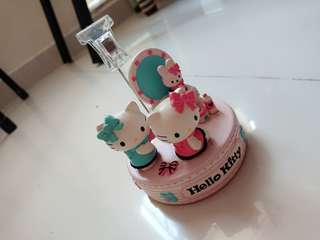 Hello Kitty 夾Memo