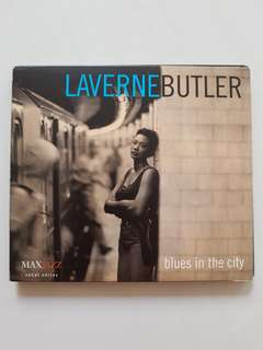 CD Laverne Butler - Blues in The City