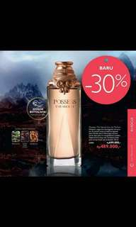 Posses by Oriflame