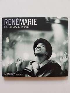 CD Rene Marie - Live at Jazz Standard