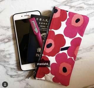 Marimekko small pouch 小袋子 雜物袋