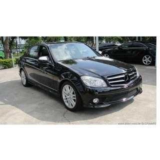 2010年 賓士   C300   黑✅0頭款 ✅免保人✅低利率✅低月付 FB搜尋:阿源 嚴選二手車/中古車買賣