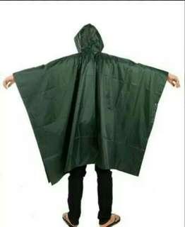 jual jas hujan ponco