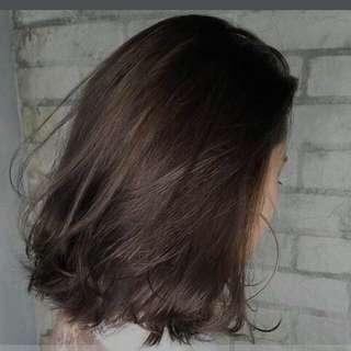 Kool Permanent Hairdye (Medium Ash Brown)