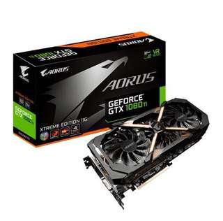 Gigabyte Aorus Extreme GTX1080Ti 11GB