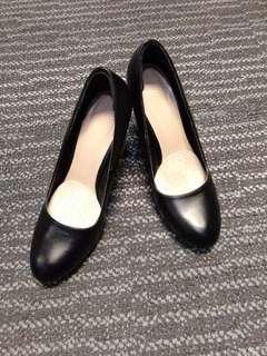 Black shoes - Vinci
