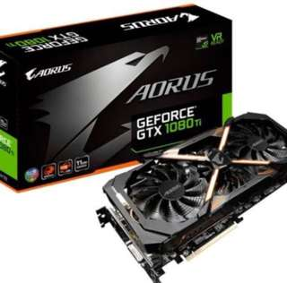 Gigabyte Aorus GeForce GTX1080Ti 11GB