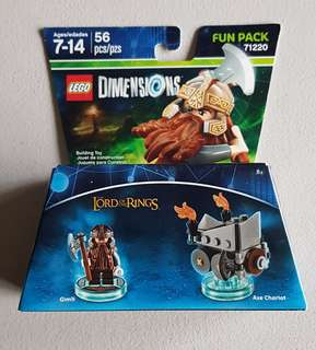 LEGO Lord of the Rings GIMLI
