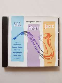 CD(SOLD) All That Jazz - Straight no Chaser
