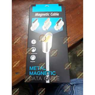 MAGNETIC CHARGER FOR ANDROID MICRO USB