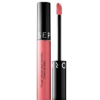 Sephora Cream Lip Stain shade 69 (hippy pink)