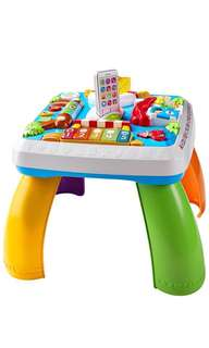 ~Ready Stocked~ Fisher-Price Laugh & Learn Around The Town Learning activity Table