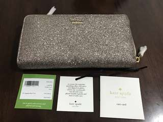BNWT Kate Spade Burgess Court Lacey