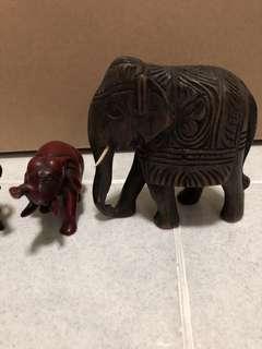 Classy Vintage Elephants