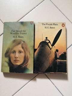 H.E.Bates series