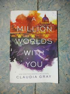 A Million Worlds with You   Claudia Gray