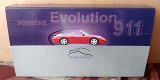港鐵 機場快線 來去如飛 紀念車票套裝 (1998) 50 Years of Porsche 1948-1998