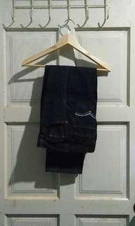 ACTION black pants