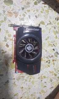 Used Radeon HD6770