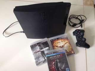 Ps3 Slim 150gb