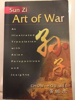 Sun Zi Art of War