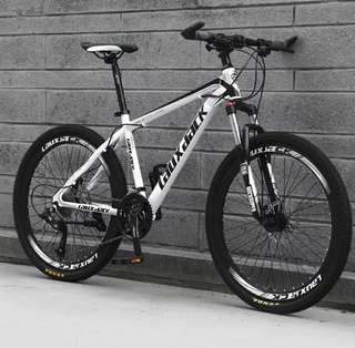 Mountain bike bicycle 21 speed 26 inches(100% new)