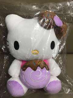 Hello Kitty大公仔平賣(全新丶小朋友玩具
