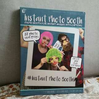 Instant Photo Booth DIY