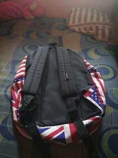 Jansport bag usa flag design