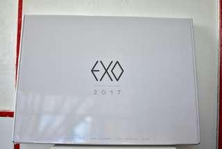 EXO 2017 Season's Greetings
