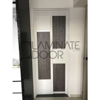 Slide & Swing Toilet Door (3x7ft) at $3500