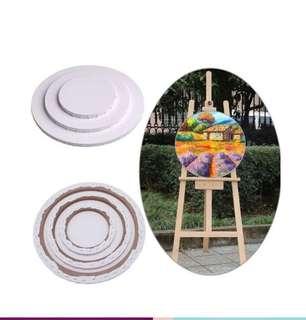 Round Canvas 40cm