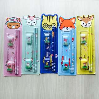 🚚 Children stationery set