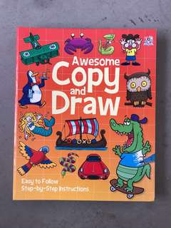 Copy and Draw Book