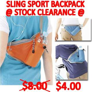 TSP009v2 Outdoor Sling Bag Bicycle Outdoor exercise