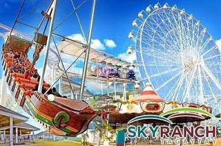 SKY RANCH TAGAYTAY FOR 2!