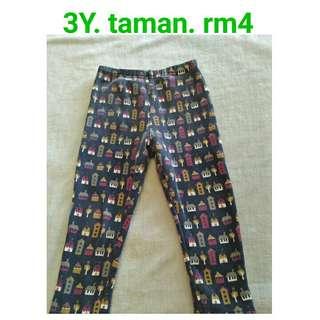 3y pants