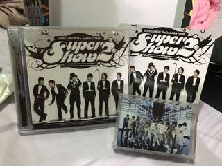 Super Junior show2 專輯