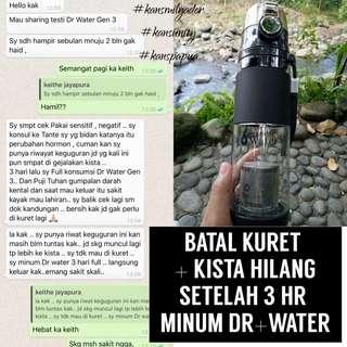 Dr Water Dr Alkastone 650 ml Produk Original