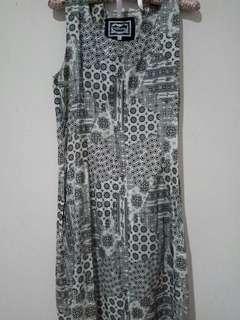 Free Ongkir Jadetabek Dress Ecru