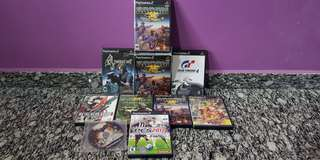 Playstation 2 Games (PS2)