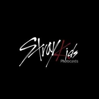 [Pre-Order] Stray Kids Album Photocards