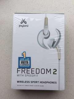 原價行貨1399, Jaybird Freedom 2 - wireless headphones 無線藍牙耳機