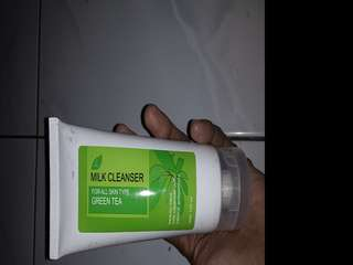 Milk Cleanser Green Tea