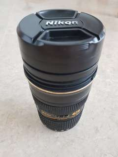 Drink bottle of Nikon