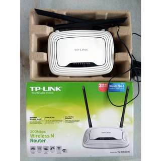 TP-Link Wireless Router 300MB, Cheap