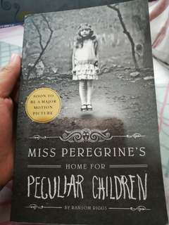Miss Pelegrine's Home for Peculiar Children